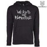 Weights and Hardstyle Hoodie