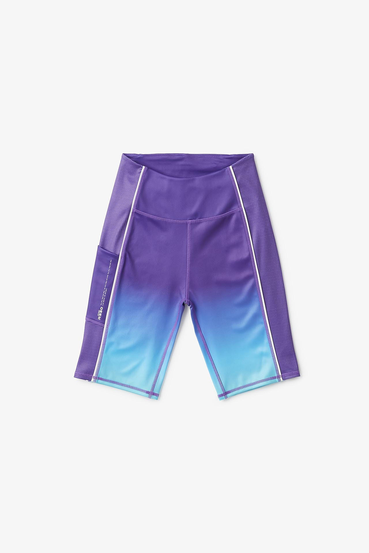 Gradient Bike Shorts