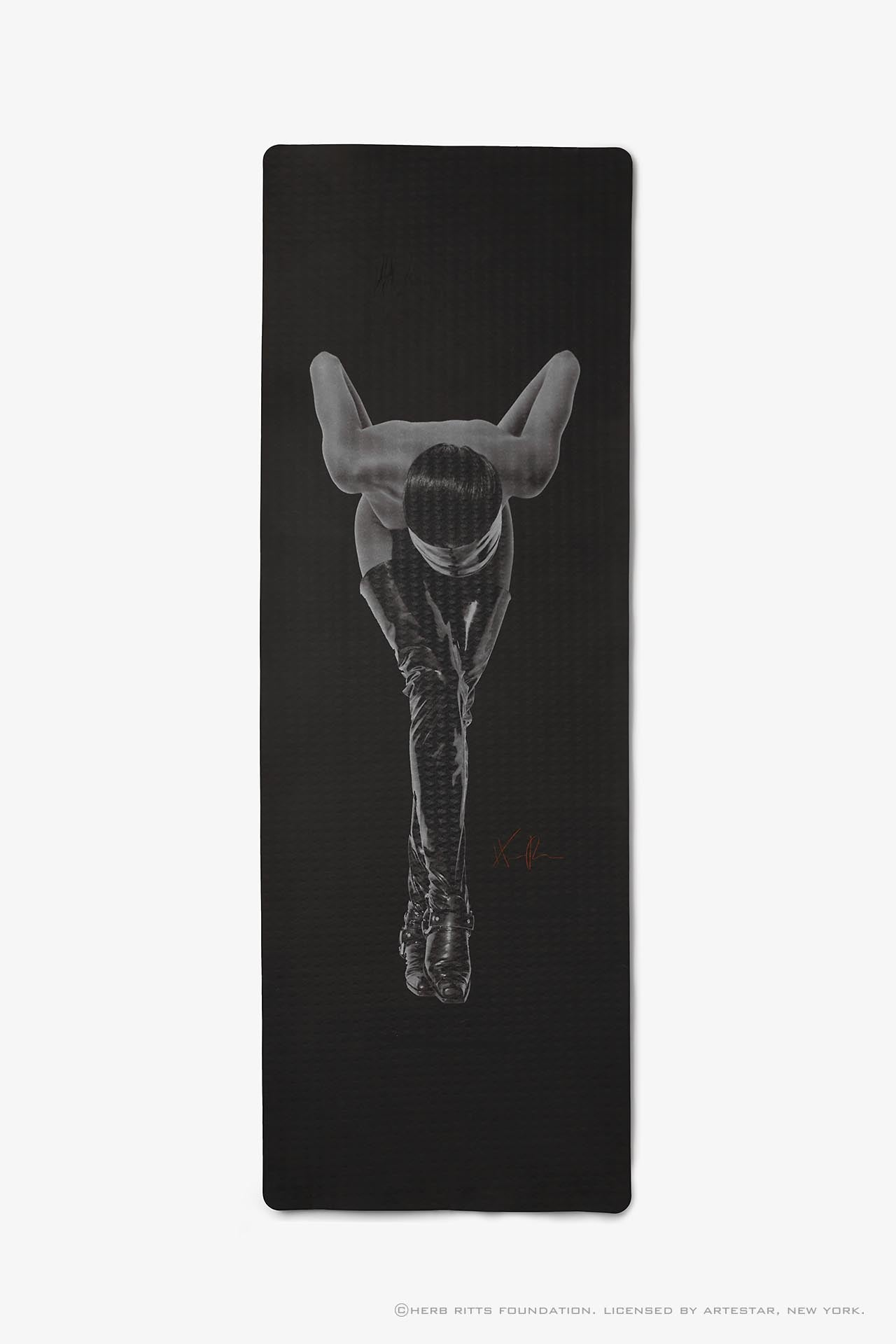 Herb Ritts Yoga Mat