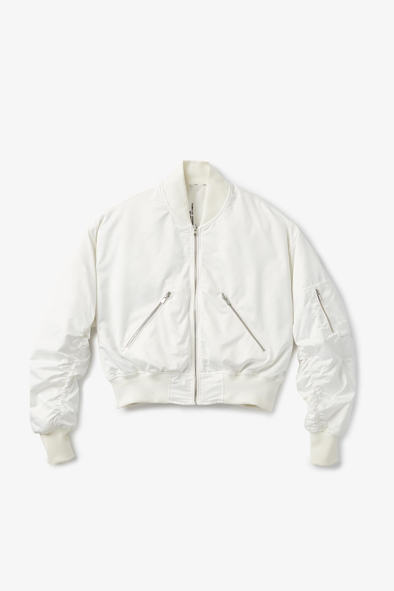 Men's Herb Ritts Reversible Bomber Jacket