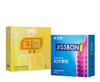 Jissbon Orgazmax 3D, Six Sex Ultra Thin Condom