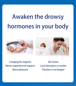 Awaken the drowsy hormones in your body