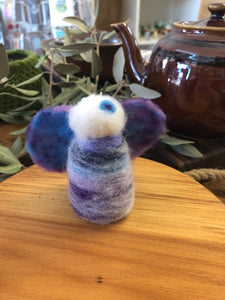 Hand Felted Angel