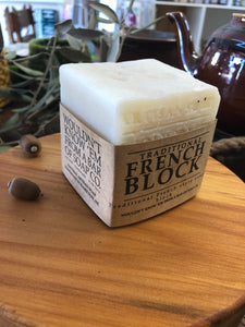 French Block Soap