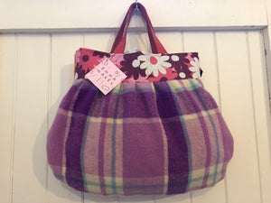 Purple Pixie Bag