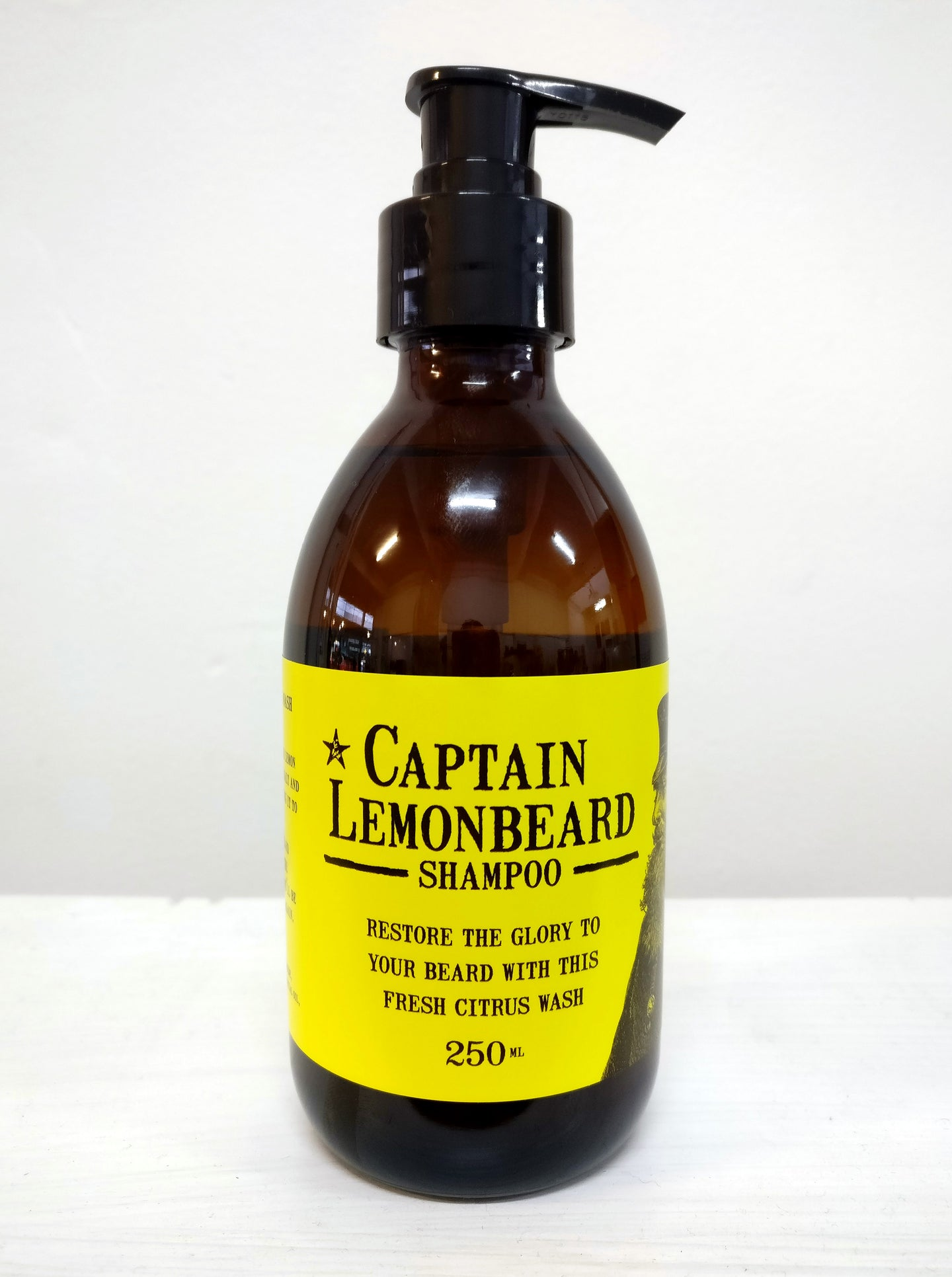 Captain Lemonbeard Shampoo