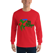 Load image into Gallery viewer, Love NC Hemp Long Sleeve T-Shirt