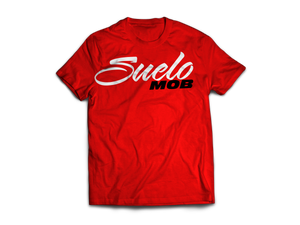 Red SueloMob Tee
