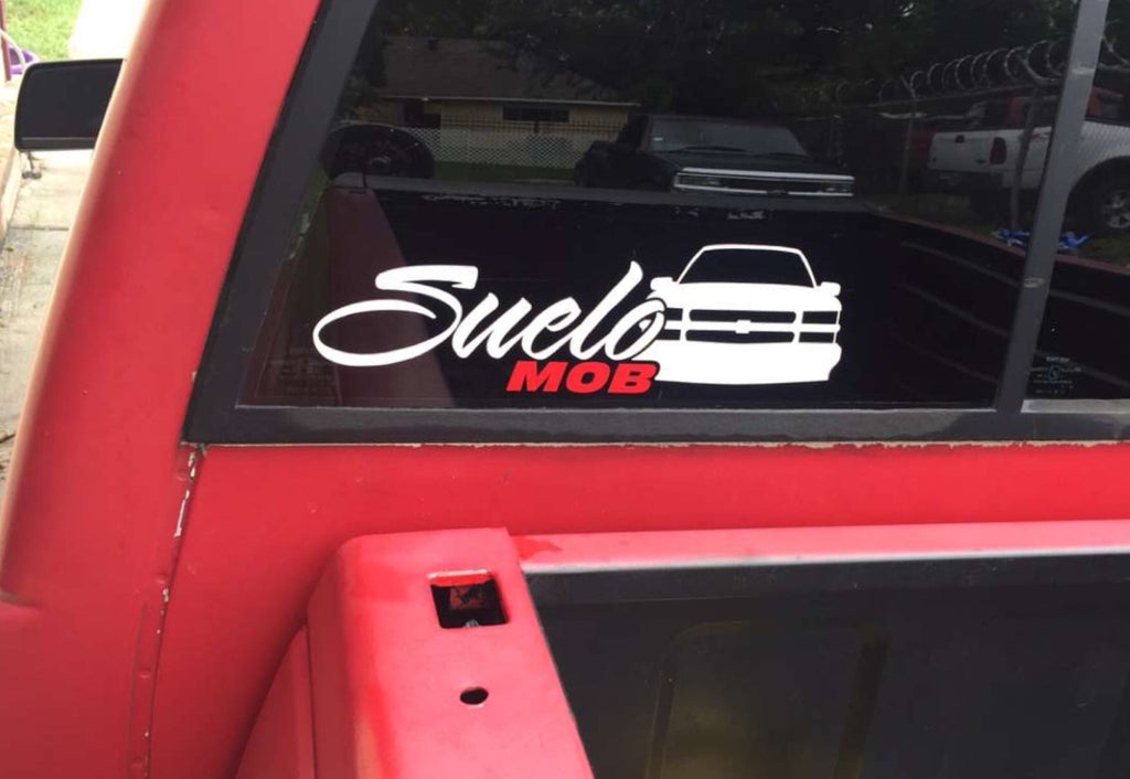 OBS Chevy Decal