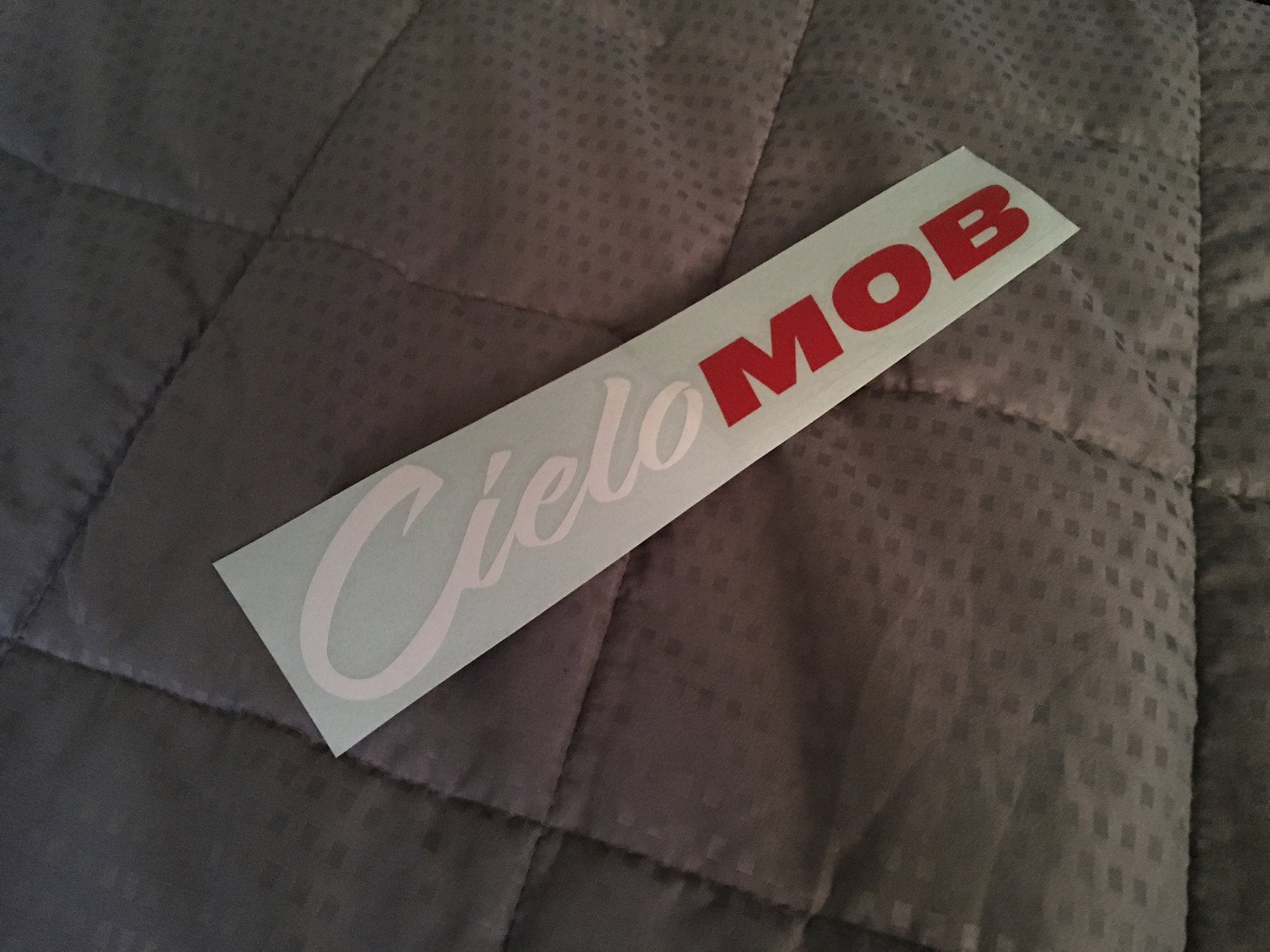 CieloMob Decal