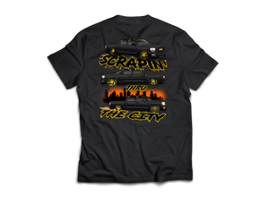 Scrapin Thru The City Tee