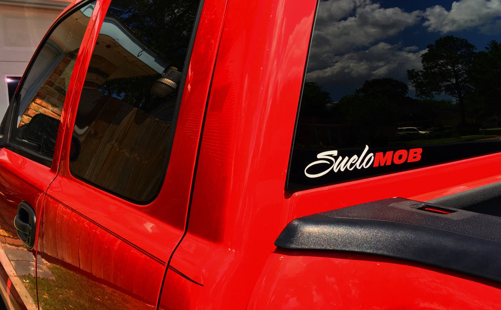 SueloMob Decal