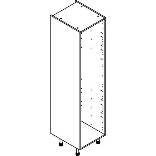 2120 x 500 Tall Cabinet. ClicBox