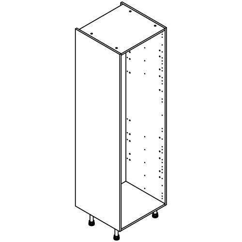 2120 x 600 Tall Cabinet. ClicBox