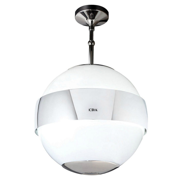 CDA 3S10WH Spherical designer extractor