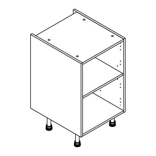 500 High/Drawer Line Base Cabinet. ClicBox