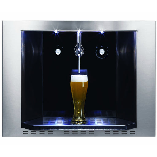 CDA BVB4SS Integrated compact draught beer dispenser