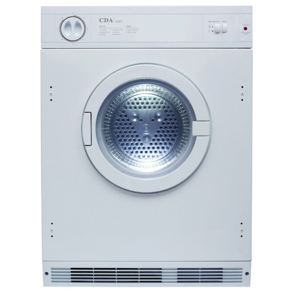 CDA CI921 Integrated tumble dryer