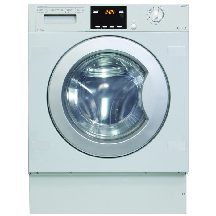 CDA CI926 Integrated washer dryer