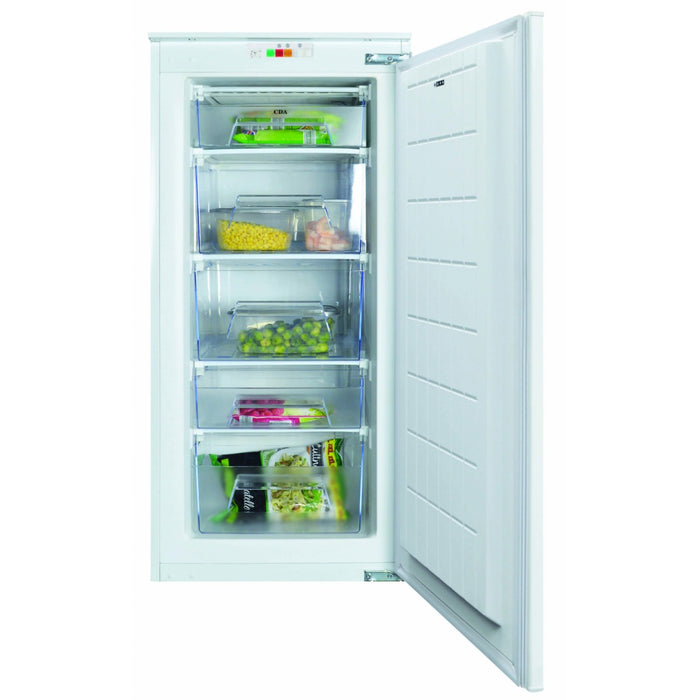 CDA FW582 Integrated three-quarter height freezer