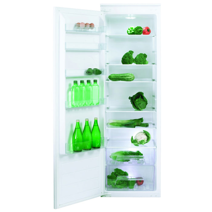 CDA FW821 Integrated full height larder fridge