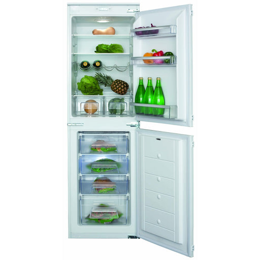 CDA FW852 Integrated 50/50 combination fridge freezer
