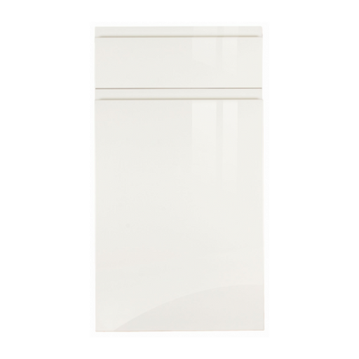 Gloss White Lacarre Door Sample