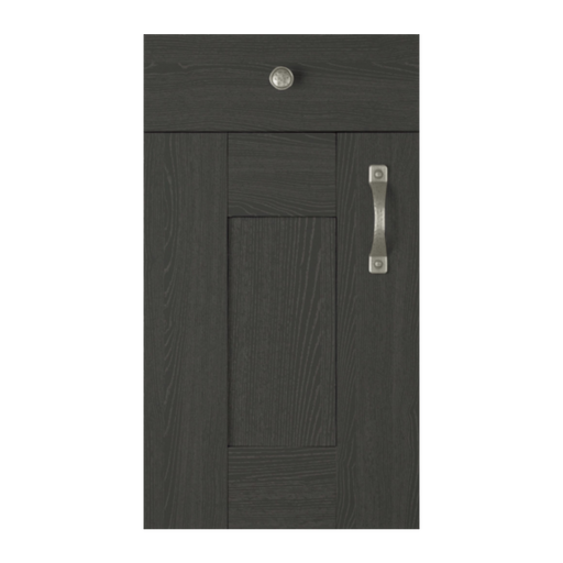 Oakgrain Graphite Wilton Door Sample