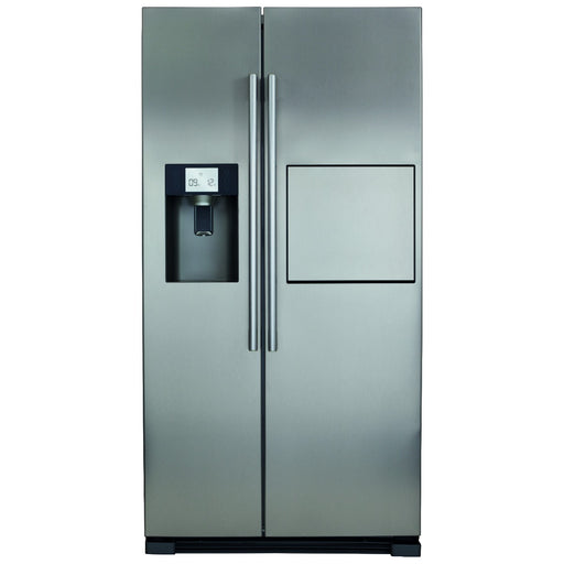 CDA PC71SC American style side by side fridge freezer