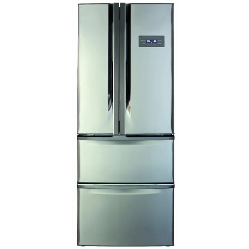 CDA PC84SC American style 2 door fridge with 2 drawer freezer
