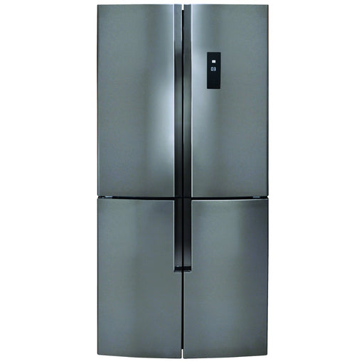 CDA PC880SC American style four door frost free fridge freezer
