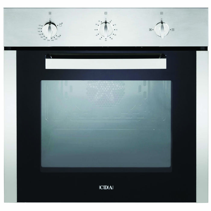 CDA SG120SS Five function gas oven