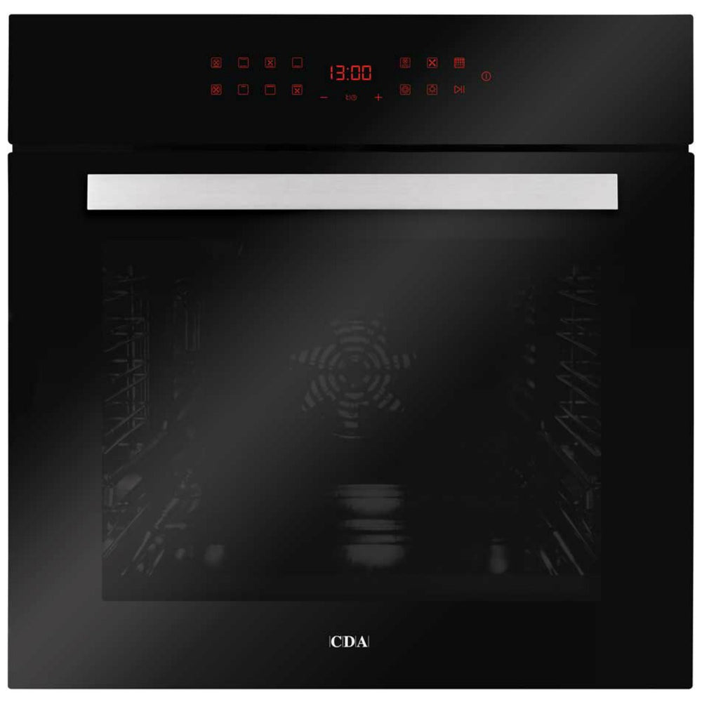 CDA SK520BL Twelve function electric pyrolytic oven