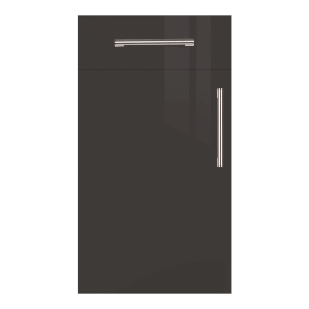 Supergloss Graphite Firbeck Door