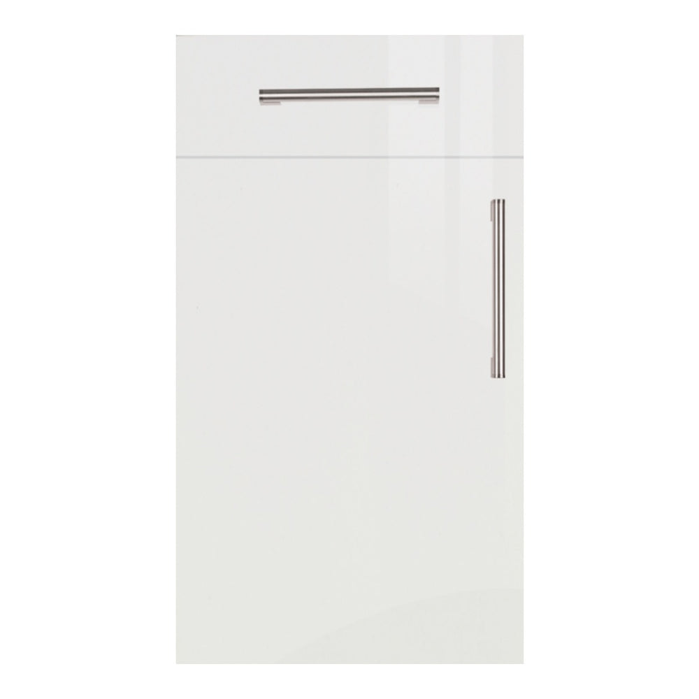 Supergloss White Firbeck Door