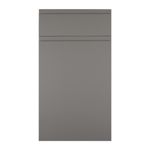 Supermatt Dust Grey Rothwell Door Sample