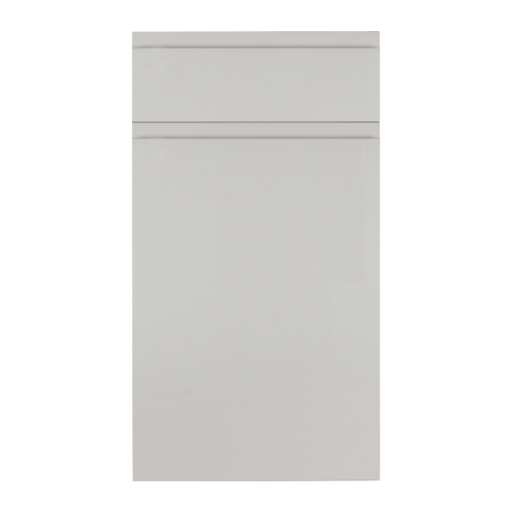 Supermatt Light Grey Rothwell Door Sample