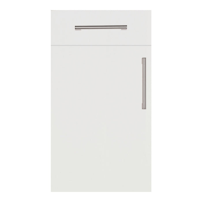 Supermatt White Firbeck Door