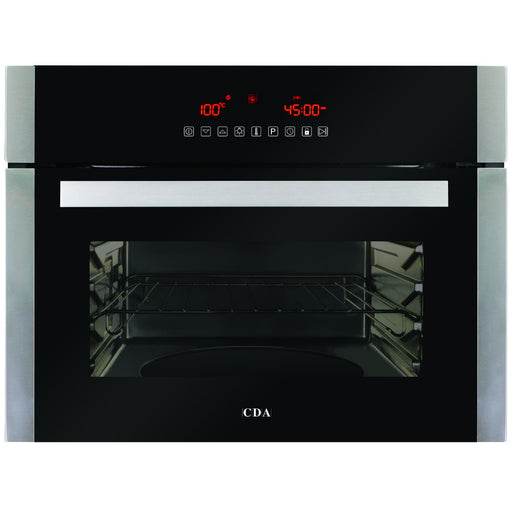 CDA VK702SS Compact steam oven and grill