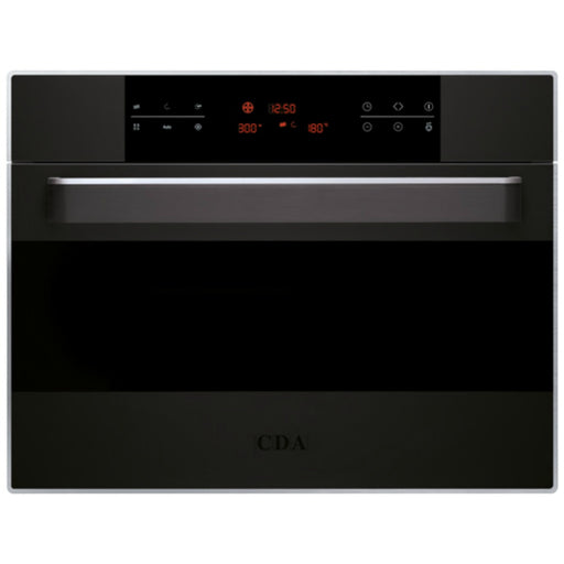 CDA VK970BL Designer compact oven and microwave