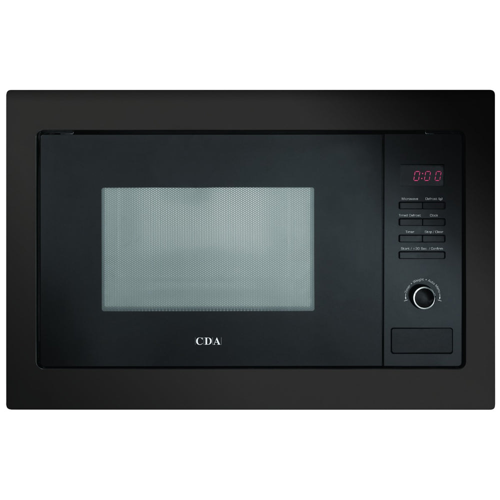 CDA VM130BL Built-in microwave oven