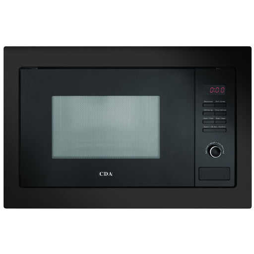 CDA VM230BL Built-in microwave oven and grill