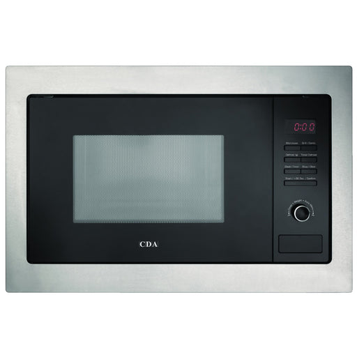CDA VM230SS Built-in microwave oven and grill