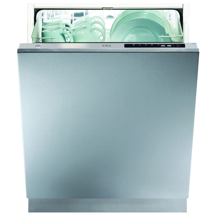 CDA WC142 Integrated dishwasher