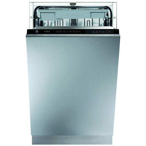 CDA WC480 Integrated intelligent slimline dishwasher