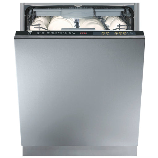 CDA WC600 Integrated intelligent dishwasher