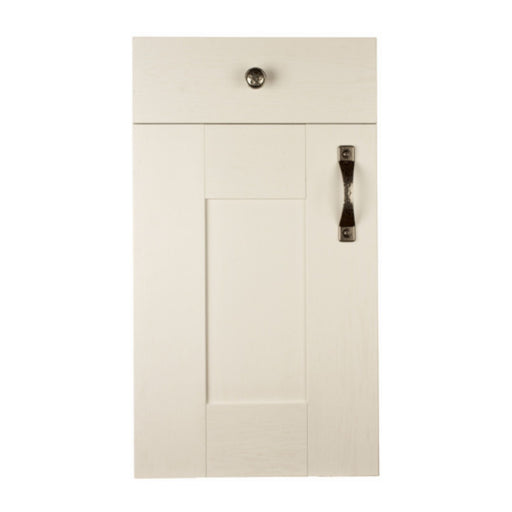 Woodgrain White Wilton Door