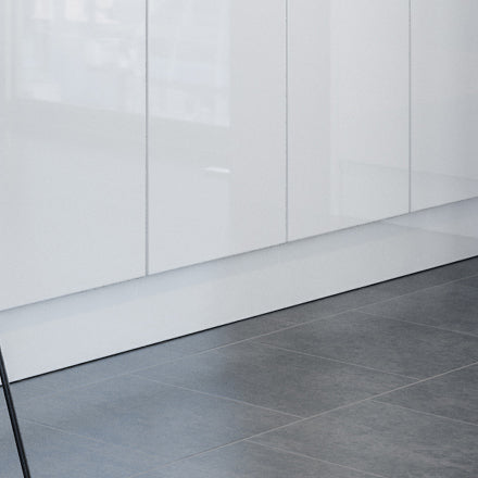 Plinth Jayline Gloss White
