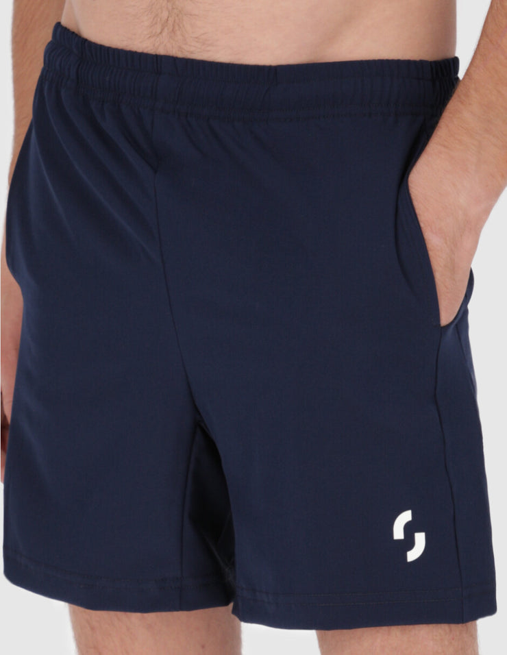 Flex Short Azul