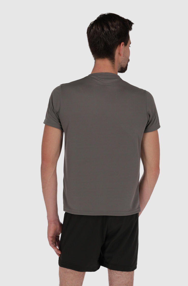 Miles Running Gris Oxford